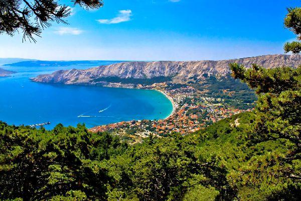 Kvarner Gulf , Croatia