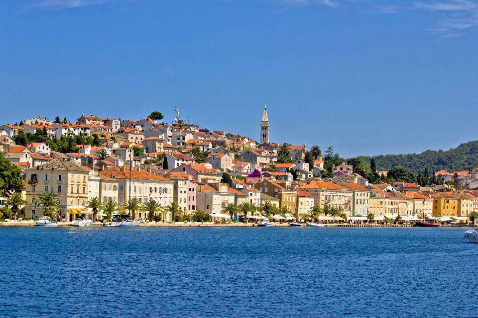 La baie de Kvarner , Croatie