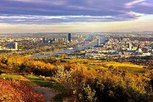 Le rive del Danubio , Austria