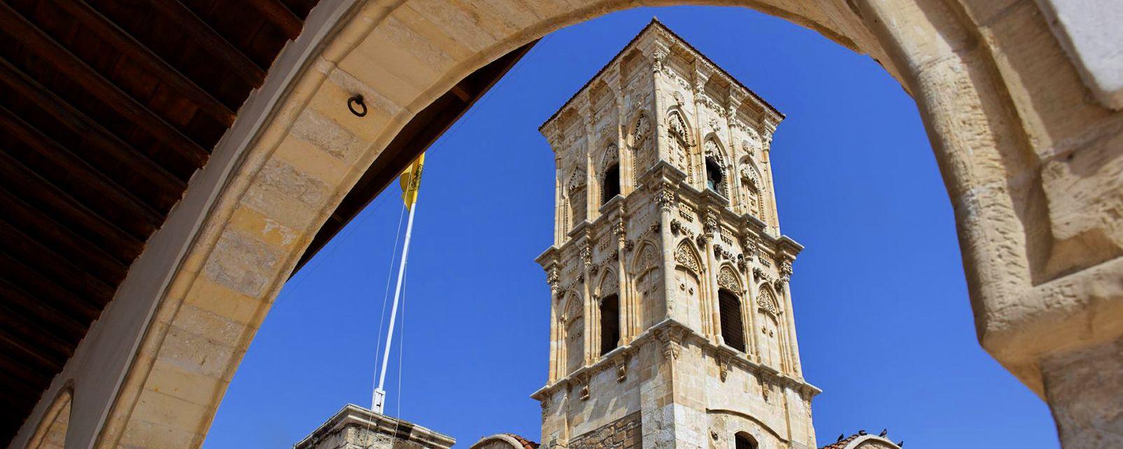 L'église Saint-Lazare de Larnaca , L'église Saint-Lazare à Chypre , Chypre