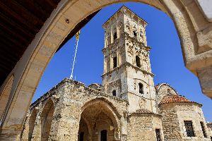 The Saint Lazarus Church of Larnaca , The St. Lazarus Church of Larnaca , Cyprus