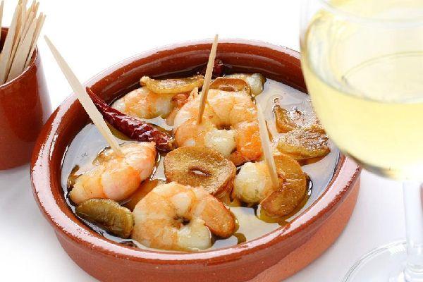 Granada para comérsela , Spagna