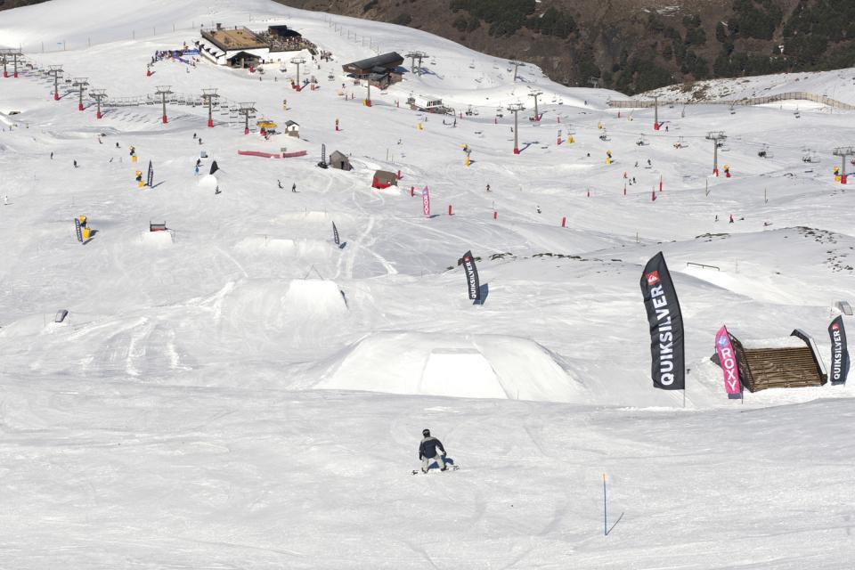 Estación de esquí de Sierra Nevada , Espagne