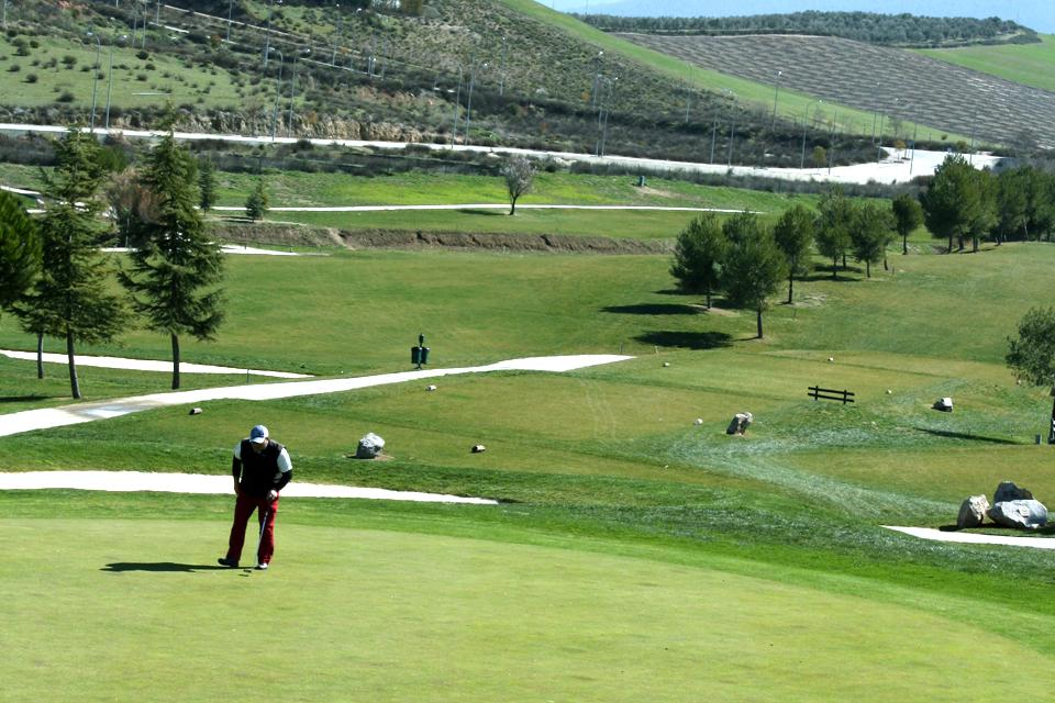 Golf , Tour Playing Course , Espagne