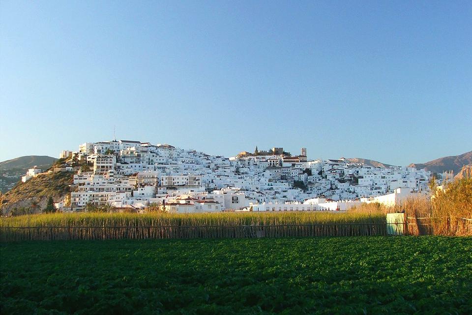 Salobre a andalusia spagna for Oficina turismo tudela