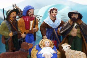 Les arts et la culture, France PACA provence santon religion nativité Noël crèche