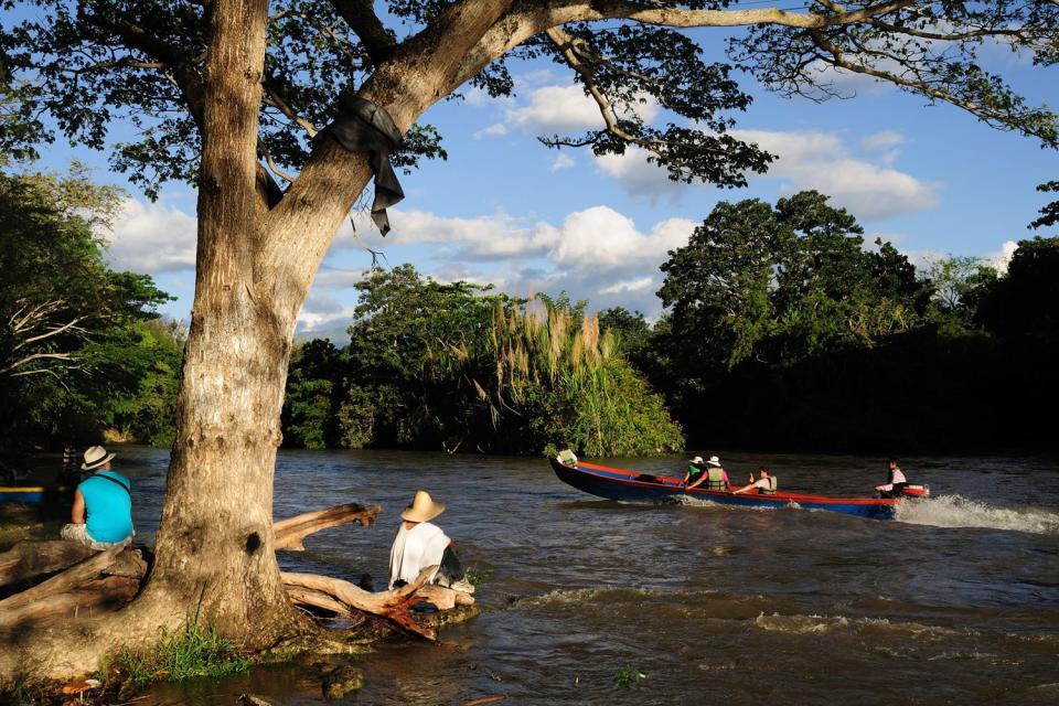 El río Magdalena , El río Magdalena en Colombia , Colombia