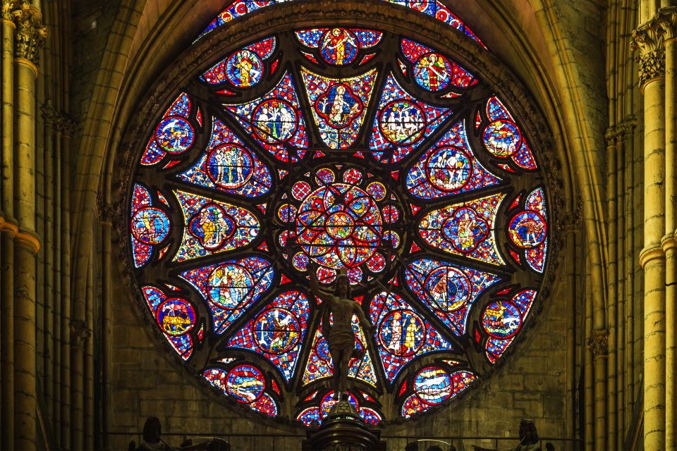 Cathédrale Notre Dame de Reims, Monuments, Champagne-Ardenne