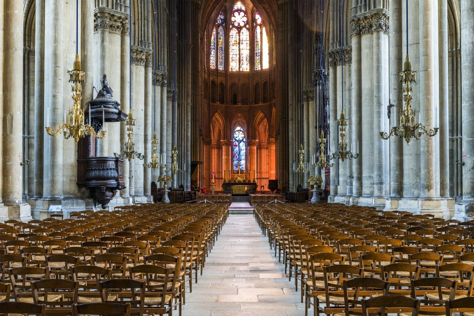 , Cathédrale Notre Dame de Reims, Monuments, Champagne-Ardenne