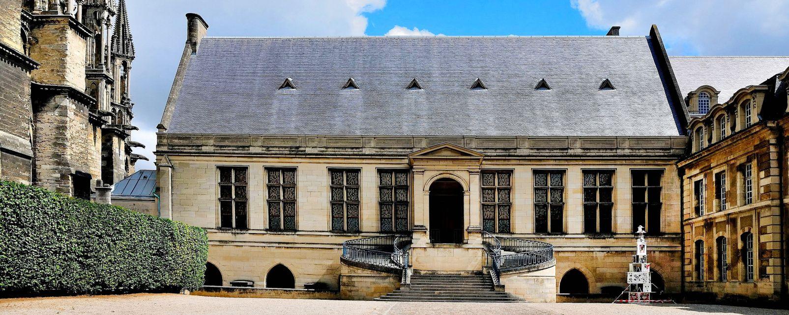 Palais du Tau, Les monuments, Champagne-Ardenne