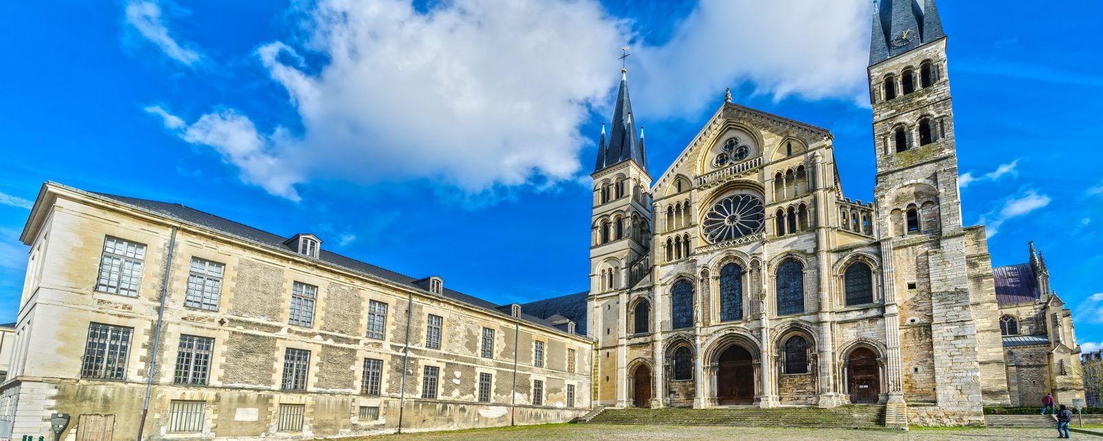 Basilique Saint Rémi, Les monuments, Champagne-Ardenne