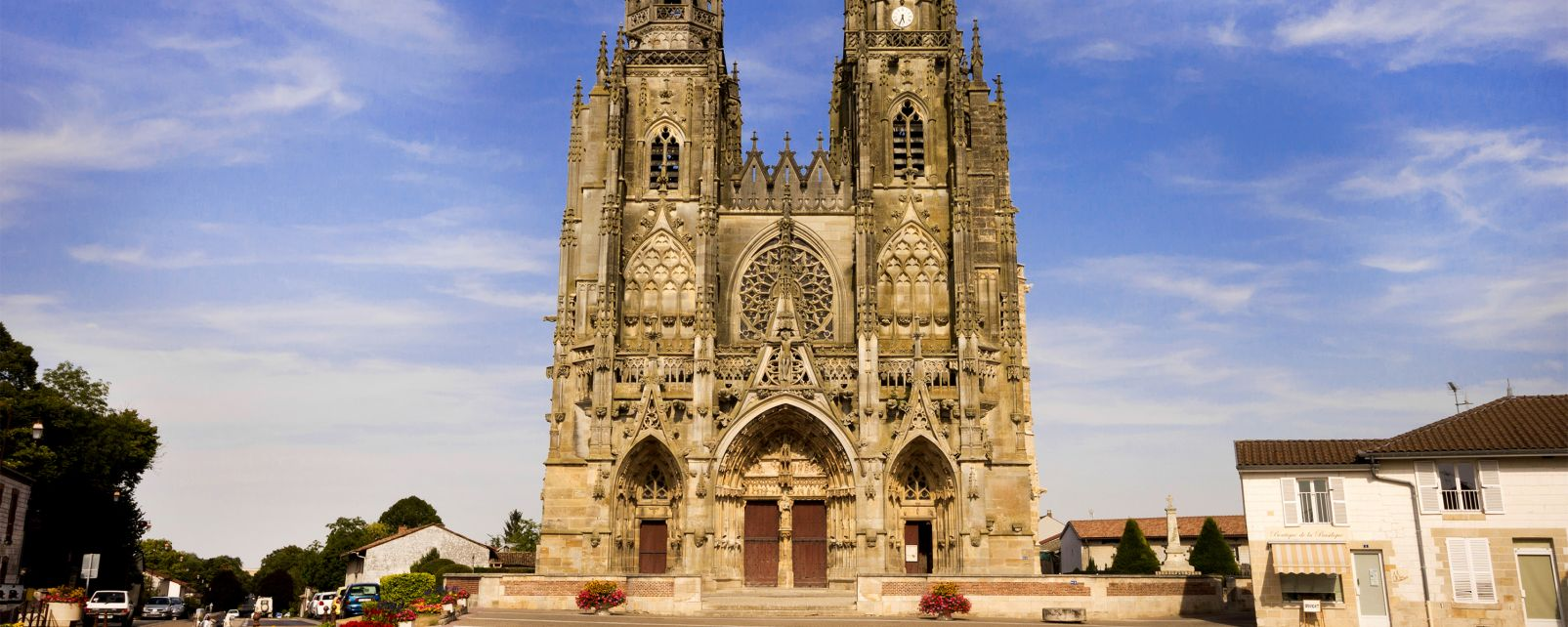 Basilique Notre Dame de l'Epine, Les monuments, Champagne-Ardenne
