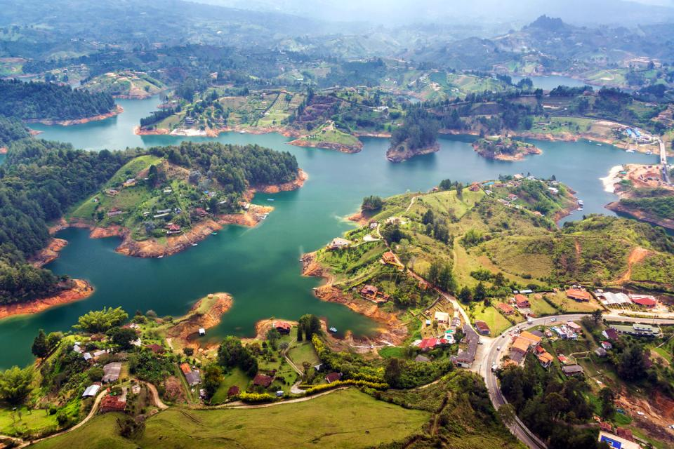 The Antioquia Department , Colombia