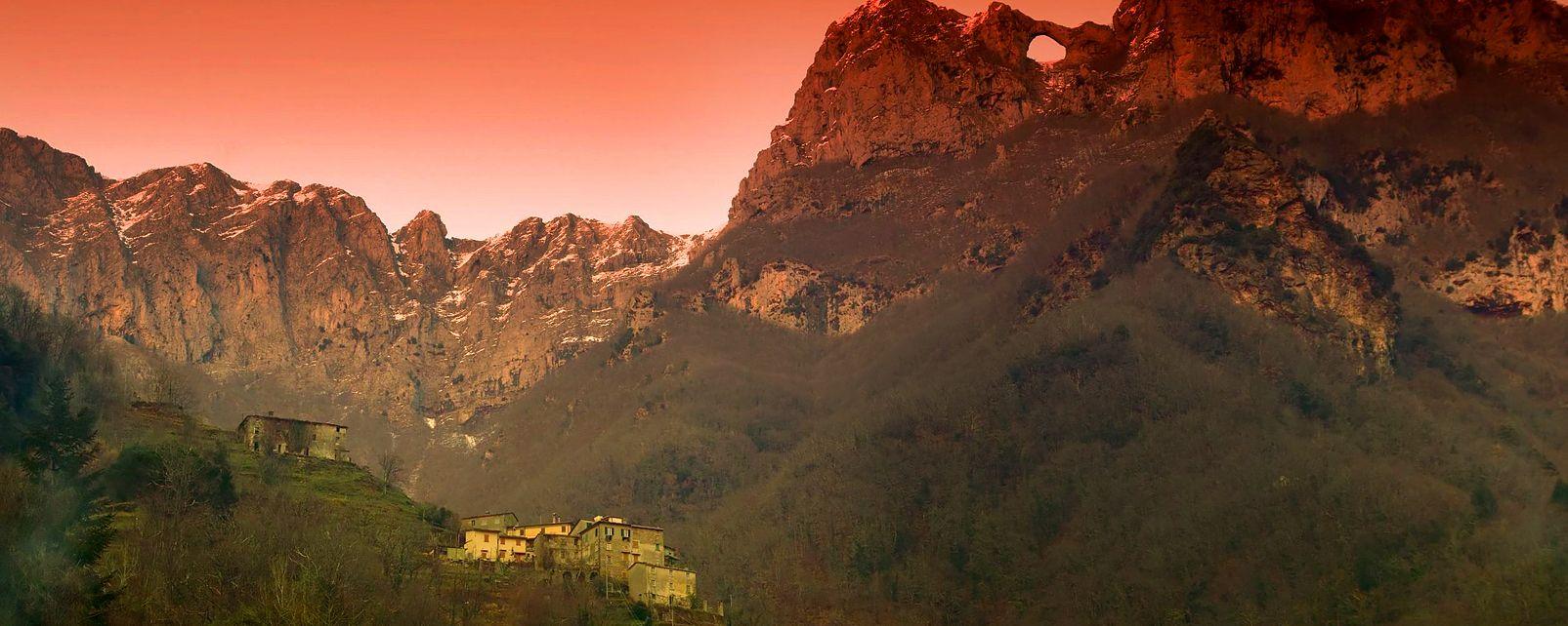 Monte Forato , Italie