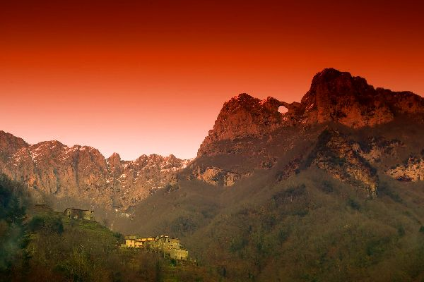 Monte Forato , Italy
