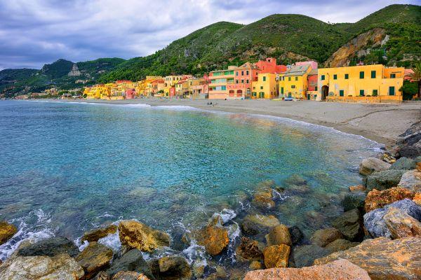 , Saracen's Bay, Coasts, Tuscany