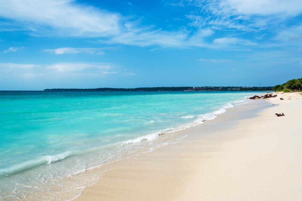 La côte Caraïbe , Colombie