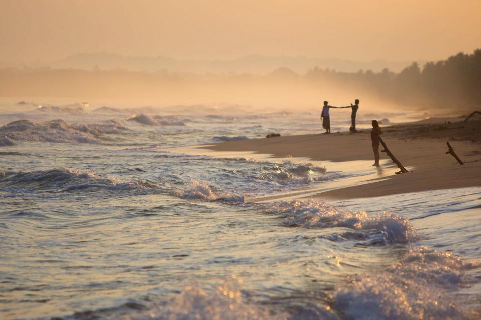 The Caribbean Coast , Colombia