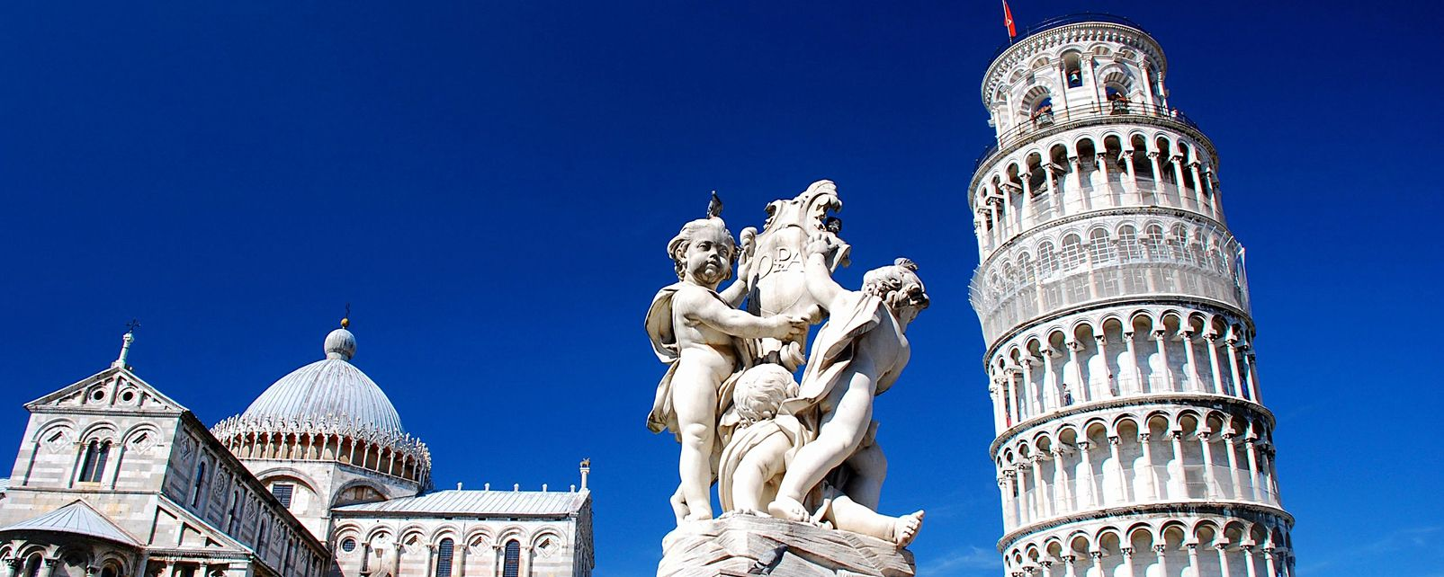 Monuments of Pisa , Italy