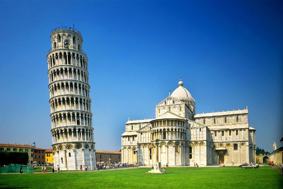 La tour de pise toscane italie - La tour de pise se redresse ...