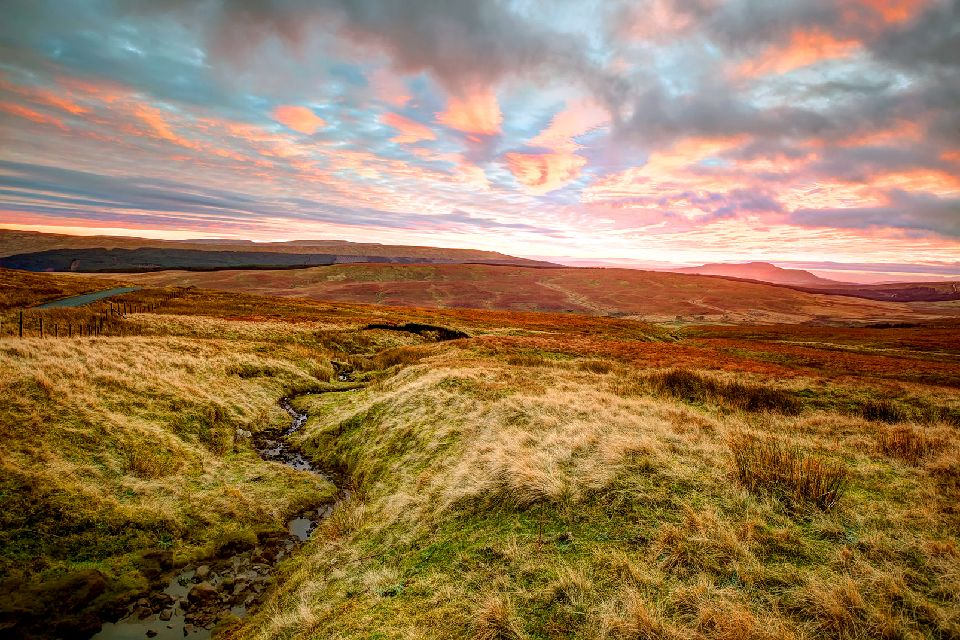 The Yorkshire Dales , United Kingdom