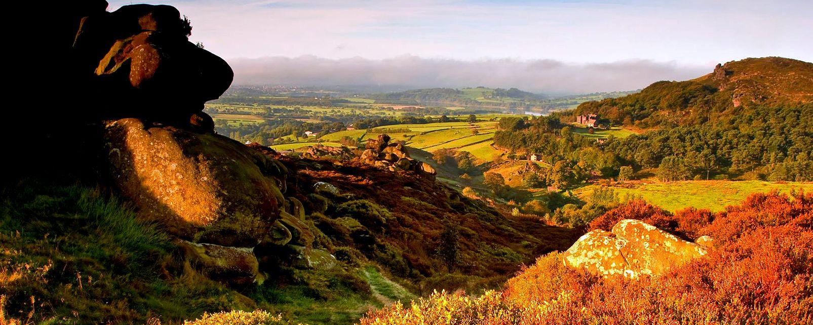 The Peak District , Royaume-Uni