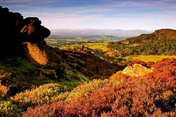 The Peak District , United Kingdom