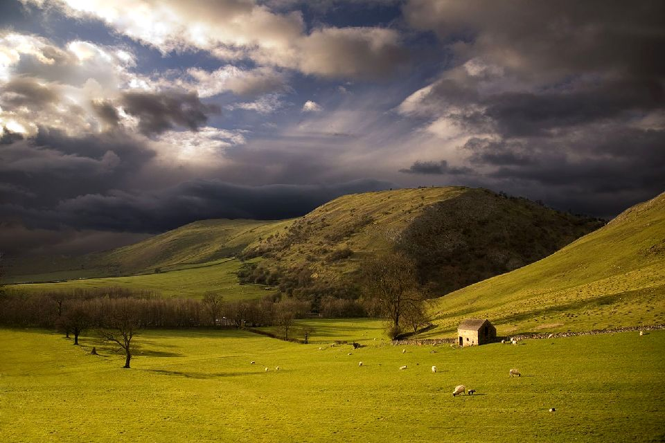 The Peak District , United Kingdom
