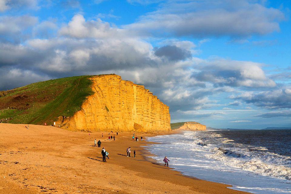 The Jurassic Coast , Royaume-Uni