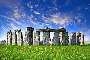 Stonehenge , Royaume-Uni