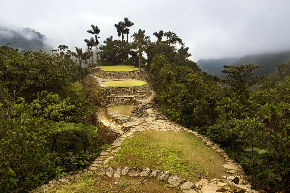 The Site of Ciudad Perdida, Arts and culture, Colombia