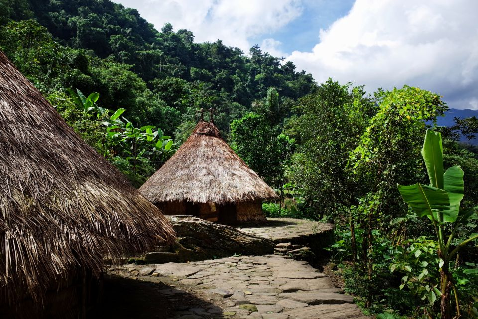 , The Site of Ciudad Perdida, Arts and culture, Colombia