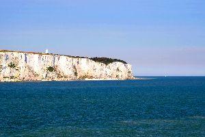 White Cliffs of Dover , Royaume-Uni