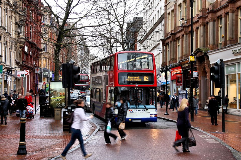 Birmingham's Jewellery Quarter , United Kingdom