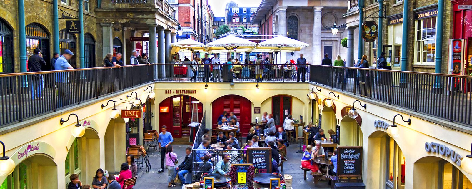 Covent Garden , United Kingdom