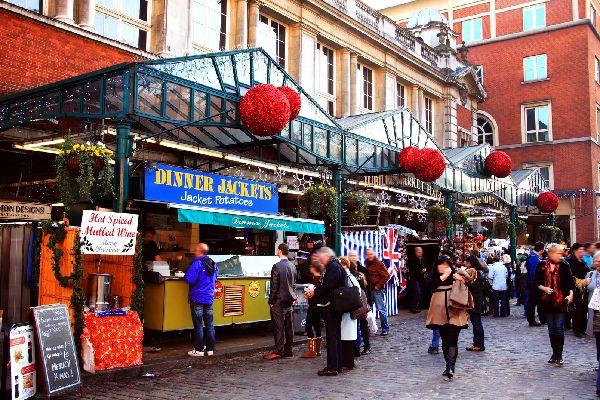 Covent Garden , Royaume-Uni