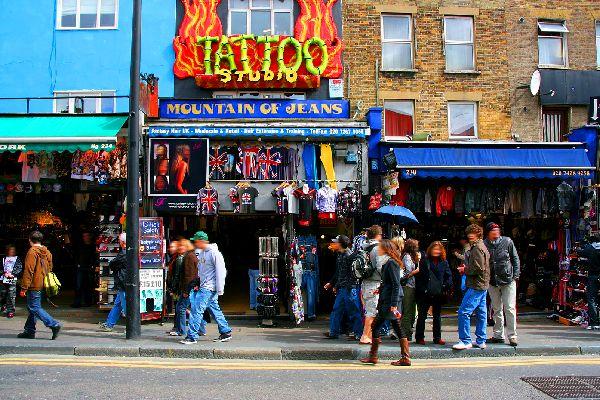 Camden , Royaume-Uni