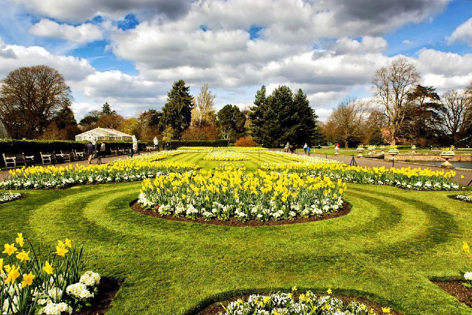 Jardins royaux de Kew , Les jardins royaux de Kew , Royaume-Uni