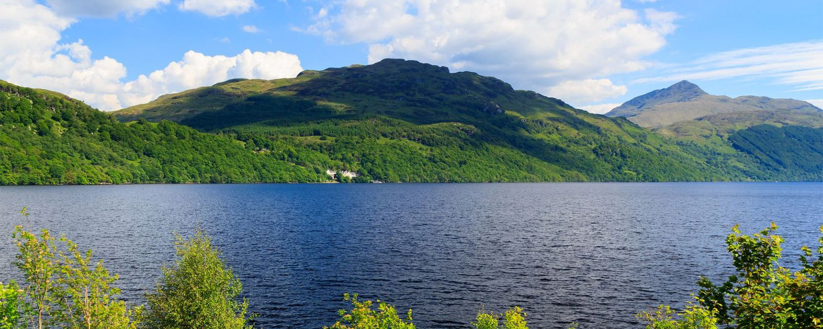 Loch Lomond And Trossachs National Park Scotland