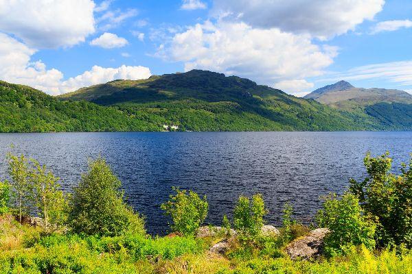 Loch Lomond and Trossachs National Park , United Kingdom