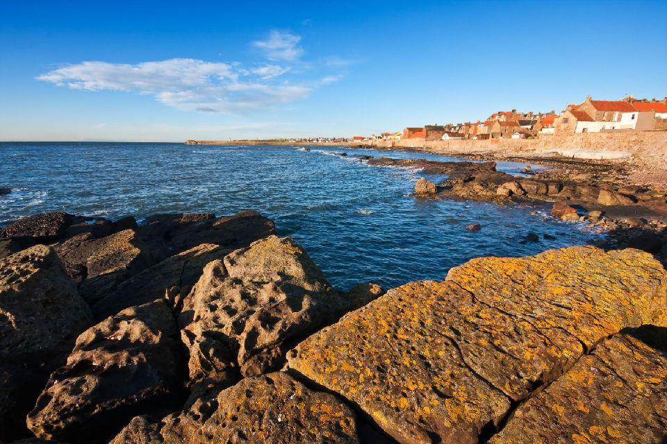 Fife Coastal Path , Royaume-Uni