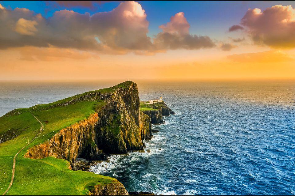 The Isle of Skye , Regno Unito