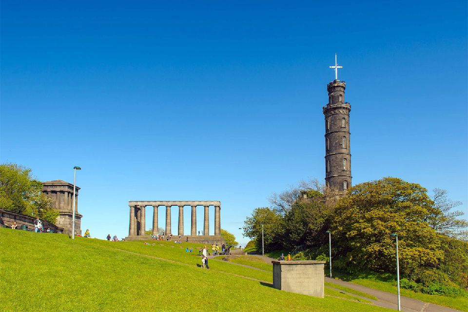 National Monument, Edinburgh , Royaume-Uni
