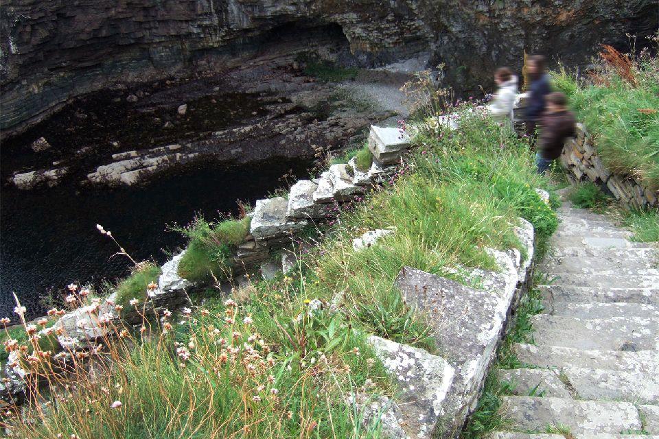 Whaligoe Steps , Royaume-Uni