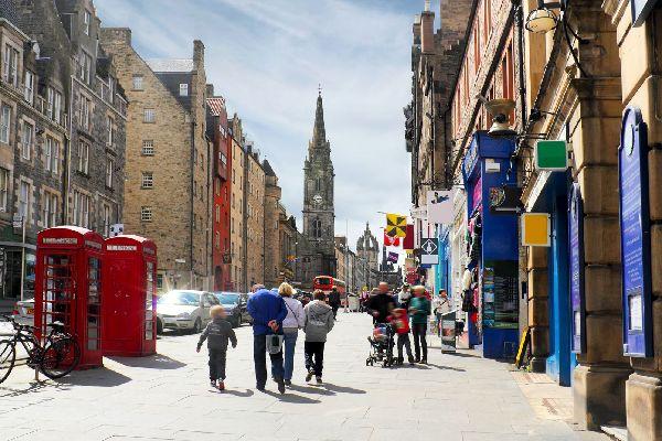 Edinburgh , Royaume-Uni