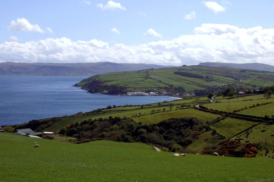 Glens of Antrim , United Kingdom