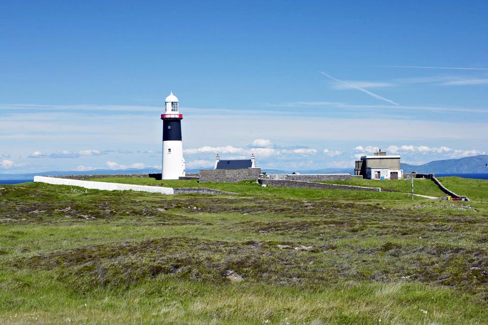 Rathlin Island Irlande Du Nord Royaume Uni