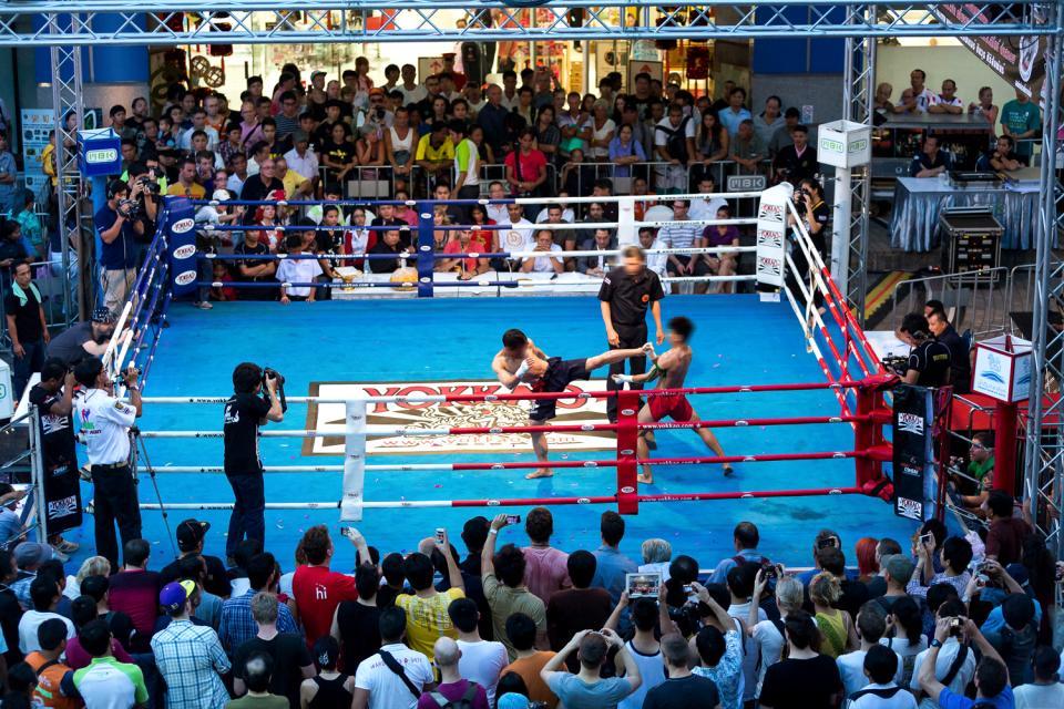 Muay Thai , Thailandia