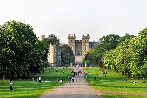 Windsor Castle , United Kingdom
