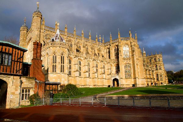 Windsor Castle , United Kingdom